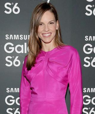 Hilary Swank Shares 3 Beauty Musts (and Reveals Why She Doesn't Actually Like Makeup Much)