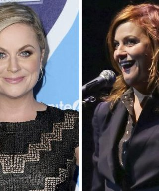 Amy Poehler Debuts a Gorgeous Shock of Red Hair