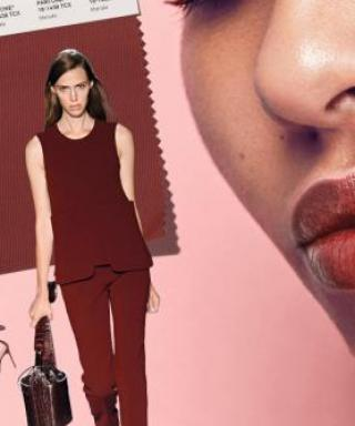Shop by Color: Marsala Fashion Finds