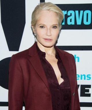 Ellen Barkin Rings in Her 61st Birthday!