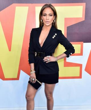 J.Lo Sizzles (and Gets Channing Tatum to Twerk) at the MTV Movie Awards