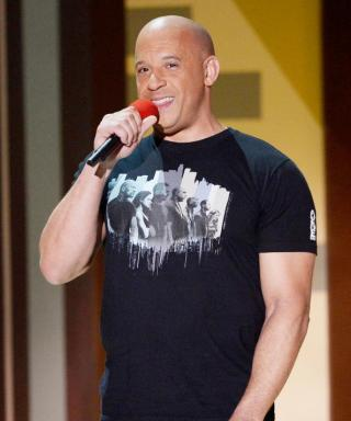 Vin Diesel Makes a Tribute to Paul Walker at the MTV Movie Awards