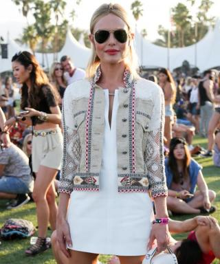 Celebrities Looking Chic at Coachella