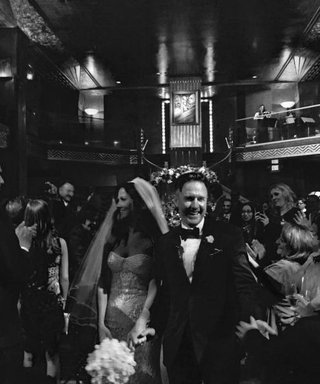 Exclusive Details On David Arquette and Christina McLarty's Wedding