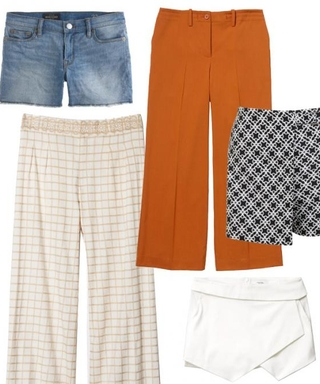 The Petite Girl's Guide to Maxis, Culottes, Shorts, and More