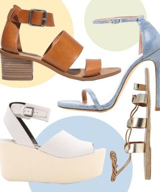 Big Style, Little Legs: 12 Ankle-Strap Sandals that Work for Petites