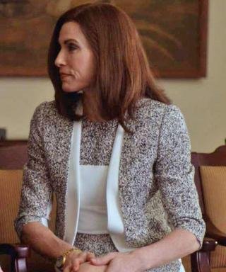 The Good Wife Work Outfit Inspo of the Week: Rethink Your Black-and-White Combo