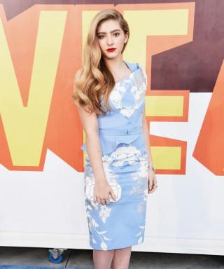 14-Year-Old Willow Shields Brings Old-Hollywood Glamour to the MTV Movie Awards