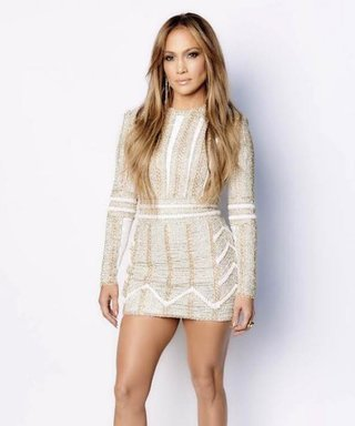 Jennifer Lopez Bared Sculpted Legs on Last Night's American Idol