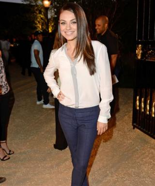 Mila Kunis Shows Off Incredible Post-Baby Body, Talks New-Mom Fashion