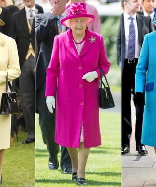 It's Queen Elizabeth's Birthday! See Her Majesty's Most Memorable Monochromatic Looks