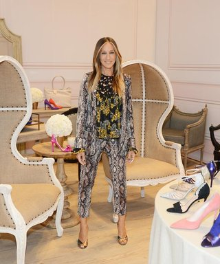 Check Out Sarah Jessica Parker's Capsule Collection for Zappos Couture