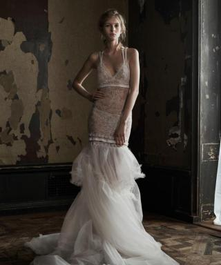 Vera Wang's New Bridal Collection Could Pass for Lingerie