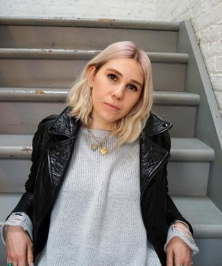 My Tribeca Film Fest: Zosia Mamet on Swearing, Eyeliner, and Co-Star Jessica Biel