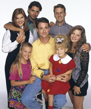 The Reunion Photo of the Fuller House Cast You've Been Waiting for
