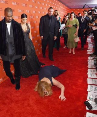 Stars Stun—and Amy Schumer Photobombs Kimye—at the Time 100 Gala