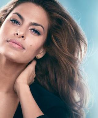 Eva Mendes Is Giving Us Serious Complexion Envy in Her Radiant Estee Lauder Campaign