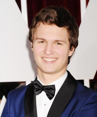 "Birthday Boy Ansel Elgort on His Personal Style: ""It's All Over the Place"""