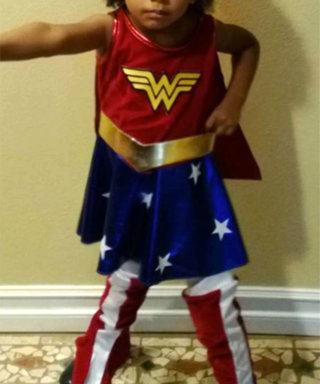 She's Ready! Viola Davis Shares Empowering TBT Photo of Daughter Genesis as Wonder Woman