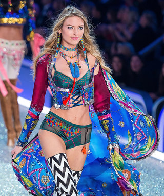 "Martha Hunt Says She Eats ""More Than Usual"" Before the VS Show"