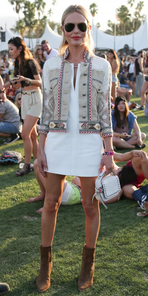 Coachella 2018: Best Celebrity Outfits and ... - Glamour