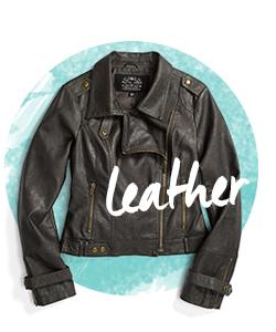 Nordstrom Rack Leather Jacket