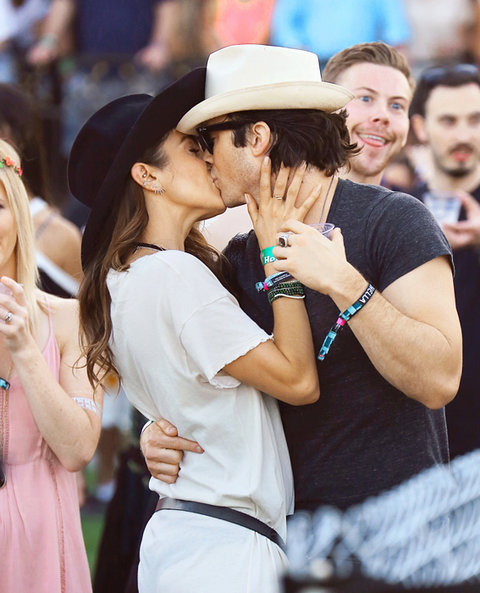 11 Best Somerhalder Reed Images On Pinterest: Ian Somerhalder And Nikki Reed's Cutest Couple Photos