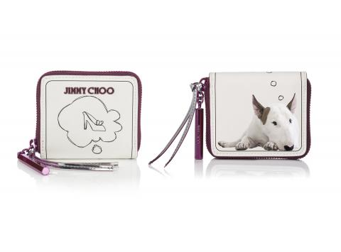 Jimmy Choo Pouch- Embed 1