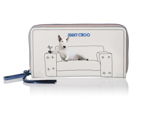 Jimmy Choo Martini Pouch- Embed 2