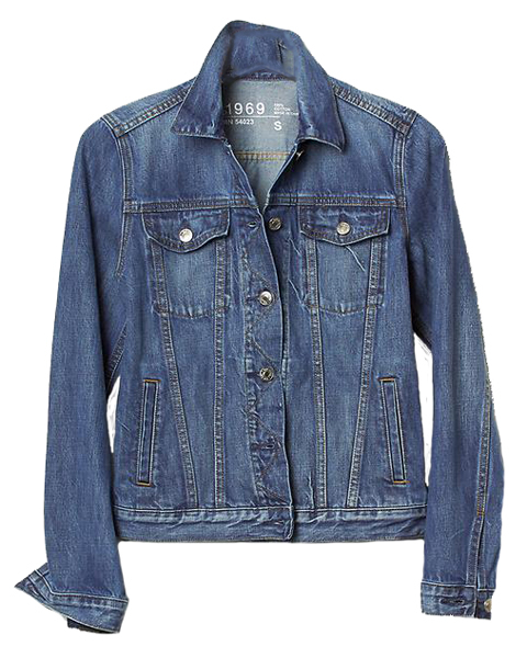 New Takes on the Classic Denim Jacket | InStyle.com