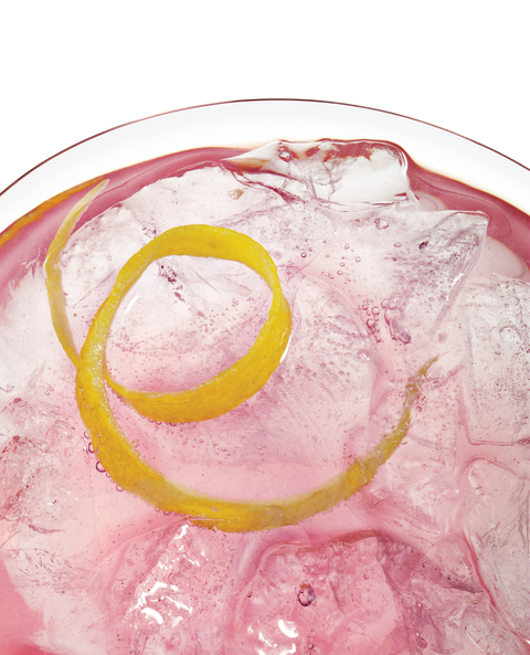 French 75 Rose recipe