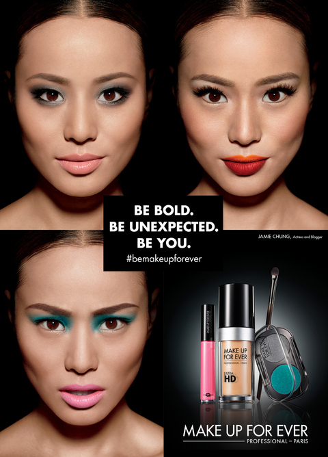 Makeup For Ever Jamie Chung - Embed