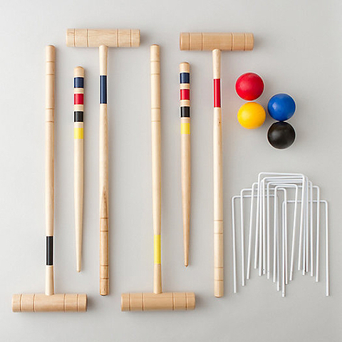 Terrain Backyard Croquet Set