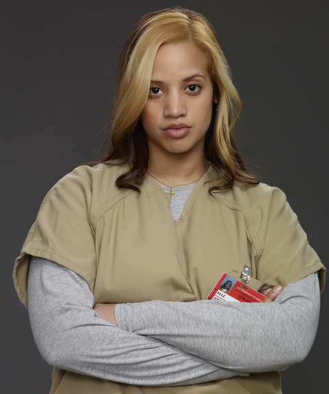 Dascha Polanco on OITNB - Embed