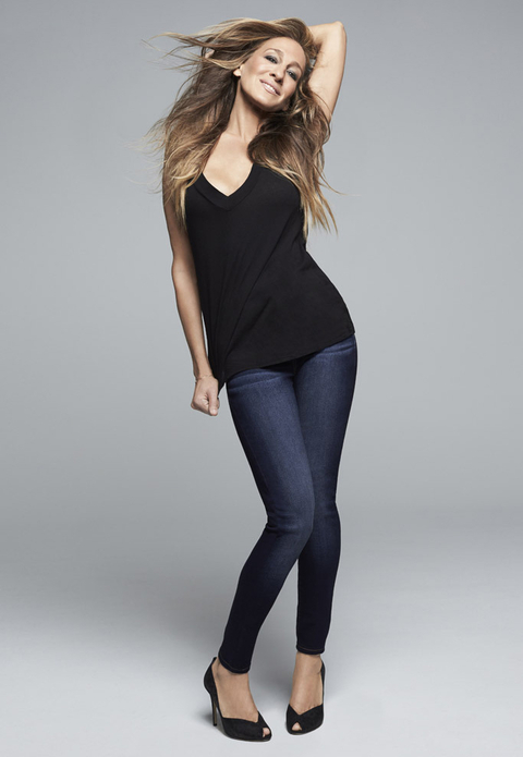 Sarah Jessica Parker for Jordache Jeans - Embed