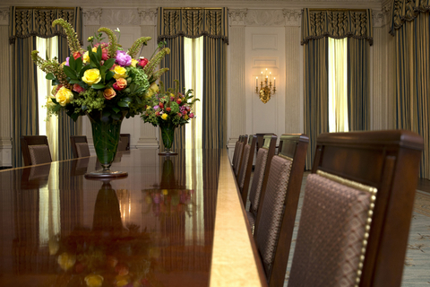 The State Dining Room - Embed 1