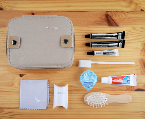 First Class Beauty Kits - Embed 1