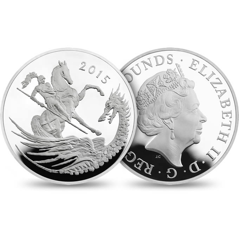 Prince George Coin - Embed