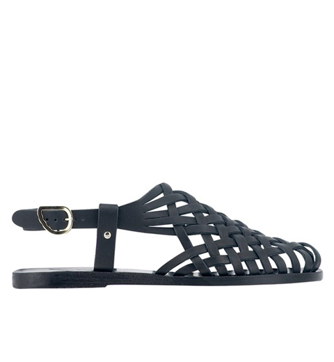 Closed-Toe Sandals - Embed 6