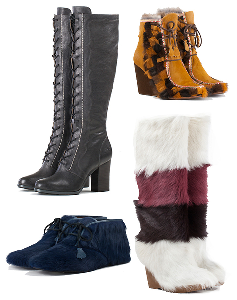 Anna Sui x Frye Boots - Embed 1