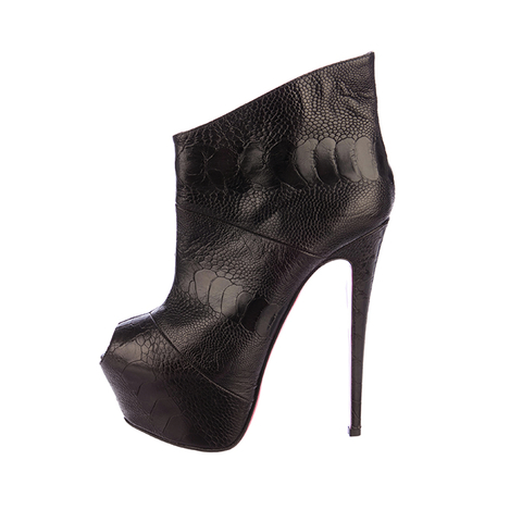 Christian Louboutin Boudubou Ankle Boots