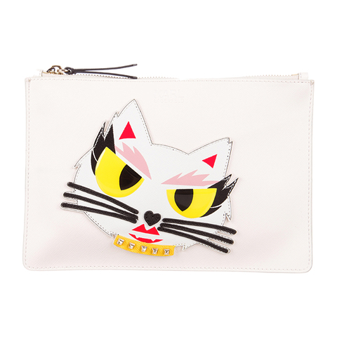 Karl by Karl Lagerfeld Monster Choupette Pouch
