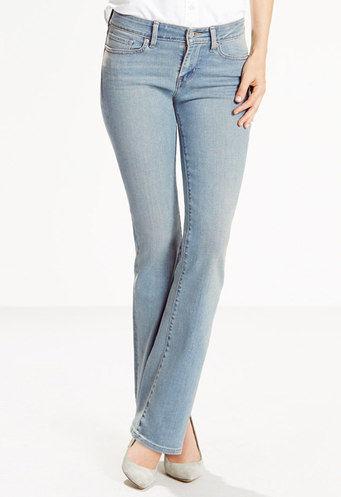 The Petite Girl's Guide to Finding the Perfect Jeans | InStyle.com