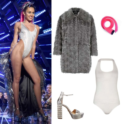 VMAs Inspired Costumes - Embed 4