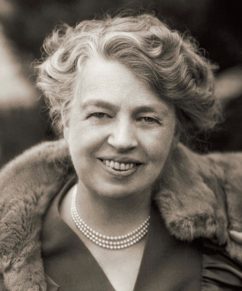 the impact of eleanor roosevelt Edited video from the smithsonian channel i do not own these images or video footage.
