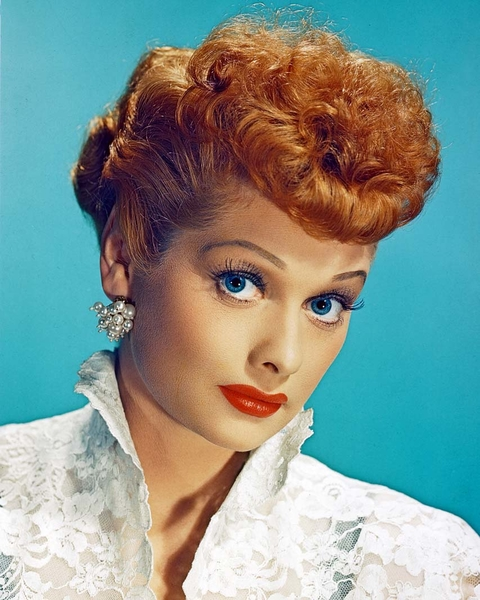 Lucille Ball - Embed