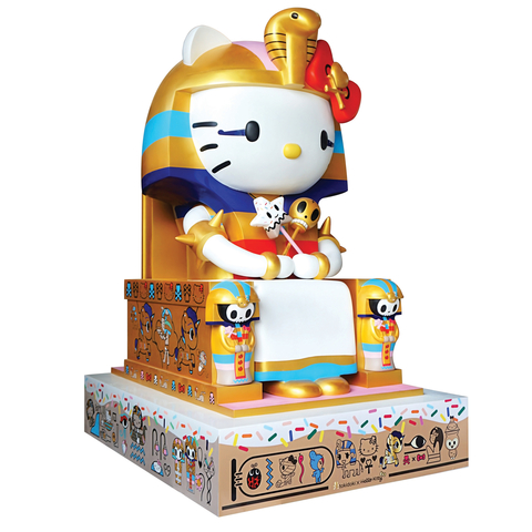 Hello Kitty Simone Legno for tokidoki
