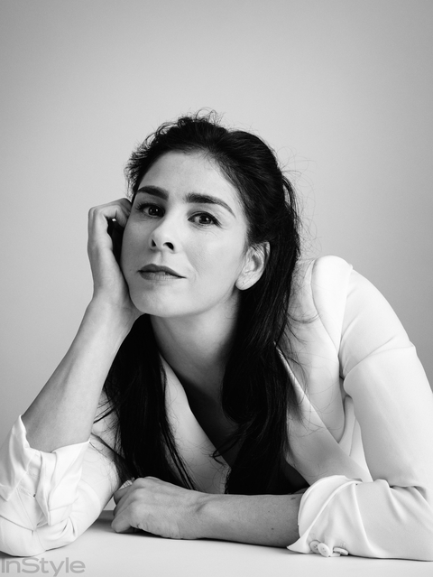 Sarah Silverman of I Smile Back