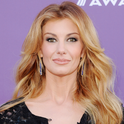 faith hill hair styles faith hill s changing looks instyle 9853