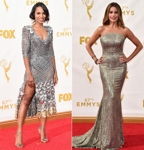 Emmy 2015 - Colorful Sequins Embed
